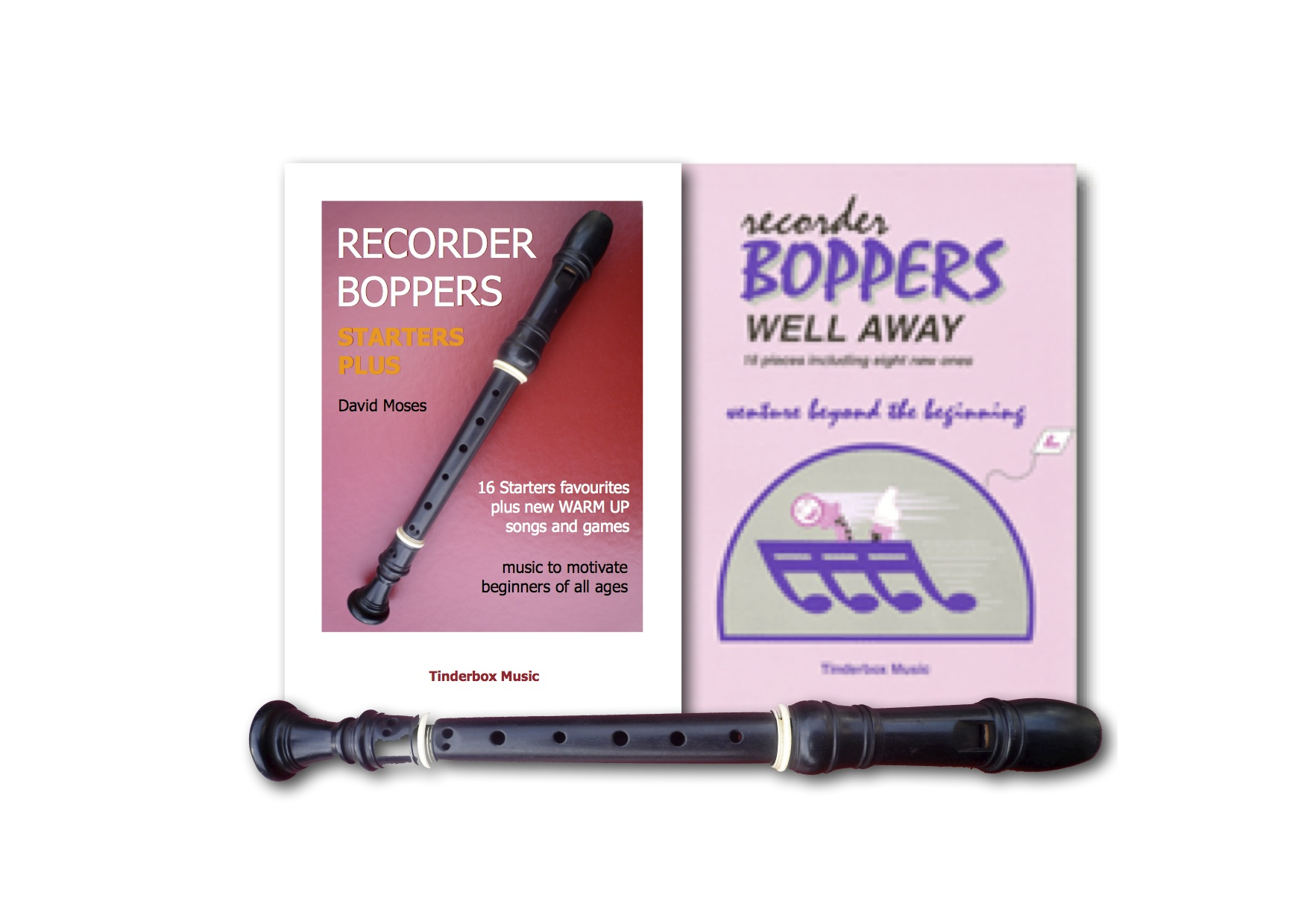 Recorder Bopper Packs